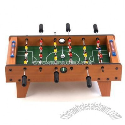 Kids Miniature Wooden Football Game Table