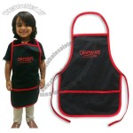 Kids Twill Bib Apron 2 Pockets