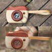 Kids Wooden Camera Kaleidoscope
