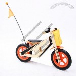 Kids Wooden Run Bike Toys