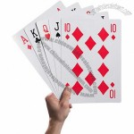 King Size Playing Cards