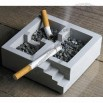 Kiso Cement Ashtray