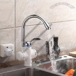 Kitchen Faucet Fast Heating Electric Water Heater Fast Electric Faucet Water Taps