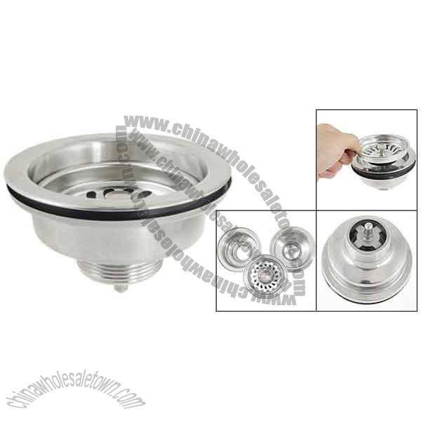 Brilliant Stainless Steel Kitchen Sink Drain Strainer 600 x 600 · 26 kB · jpeg