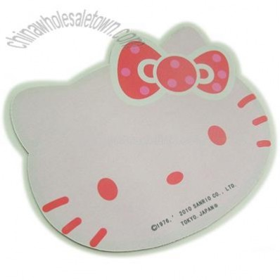 Kitty Soft Neoprene Mouse Pad