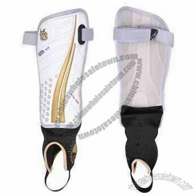 Knee Support, Polyester with EVA and Velvet + Normal Ankle Shin Guards