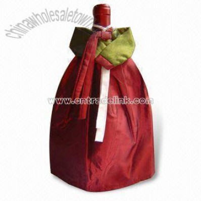 Korean style Wine Bag