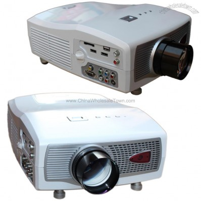 LCD 1080p Home Theater Projector
