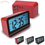 LCD Display Clock with Calendar and Backlit Light