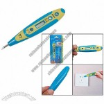 LCD Display Digital AC DC Voltage Detector Tester Pen