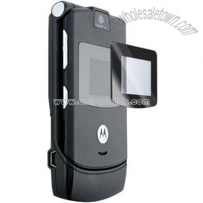 LCD Front Display Cover for Motorola RAZR V3
