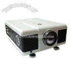 LCD Multimedia Projector with DVB-T,USB,Card-Reader
