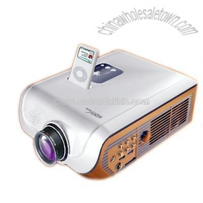 LCD Projector for ipod