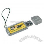 LCD Solar Powered USB Flash Disk
