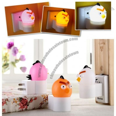 LED Angry Birds Night Lights