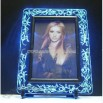 LED Arystal Photo Frame