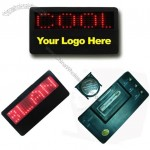 LED Badge - LED Name Card