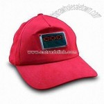 LED Badge Cap