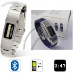 LED Bluetooth Bracelet with Time Display
