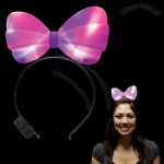 LED Bow Headband