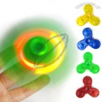 LED Colorful Glowing Fidget Spinner