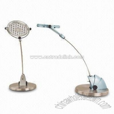 LED Desk Lamp with 120lm Lumens Capacity