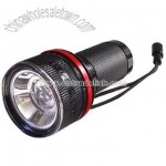 LED Diving Flashlight (Waterproof Torch)