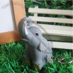 LED Elephant Sound Keychain Light