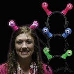 LED Eyeball Headband Boppers