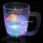 LED Flashing Beer Mugs