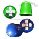 LED Flashing Dice