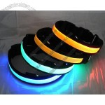 LED Flashing Lighted Pet Dog Collar