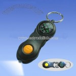 LED Key Chain Light & Torch