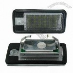 LED License Plate Lamp with 11cm Length