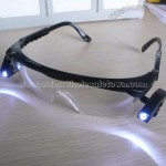 LED Lighted Safety Glasses