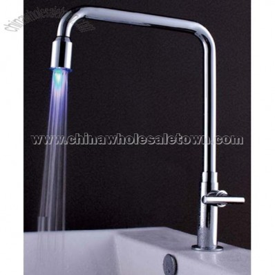LED Mixer Faucet Light