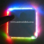 LED Neon Coaster with 4 LED Lights
