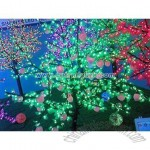 LED Peach Tree