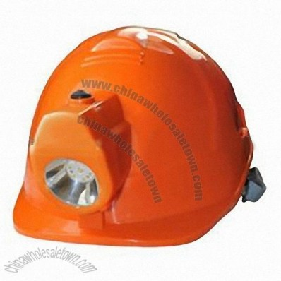 LED Safety Helmets Light