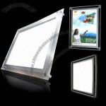 LED Single Side Crystal Light Box