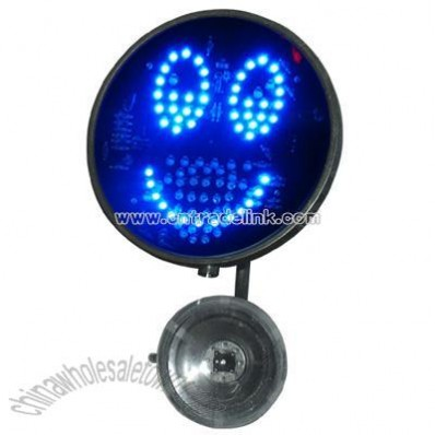 LED Smile Sign for Car