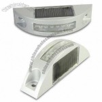 LED Solar Road Stud with 20-ton Compression Resistance and -25 to 80C Working Temperature