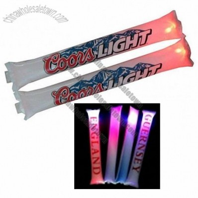 LED Thunder Stick, Flash Cheering Sticks