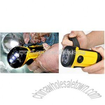 LED Waterproof Torch