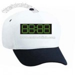 LED White Cap