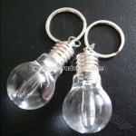 LED light bulb keyring