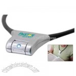 LED reading light with flexi neck cord.