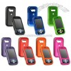 LG Neon Rubberized Crystal Hard Case