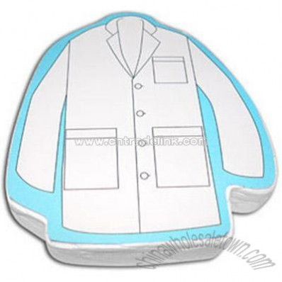 Lab Coat - Full Compressed T-Shirt