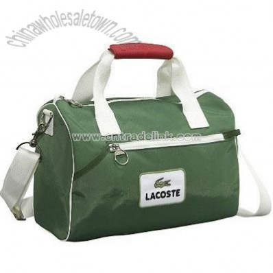 Lacoste Sport Retro Roll Bag
